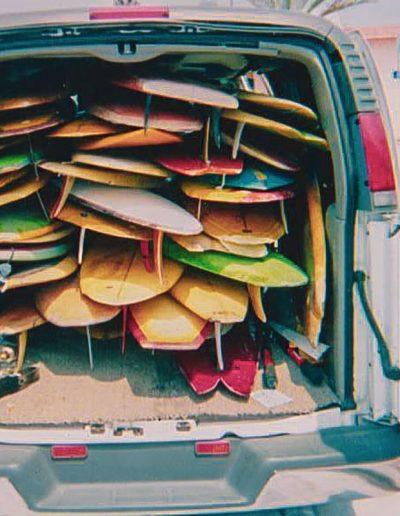 the nichols van