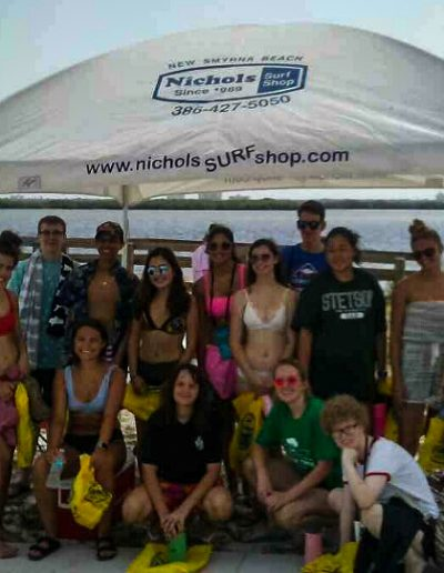 Stetson U Kayak Day