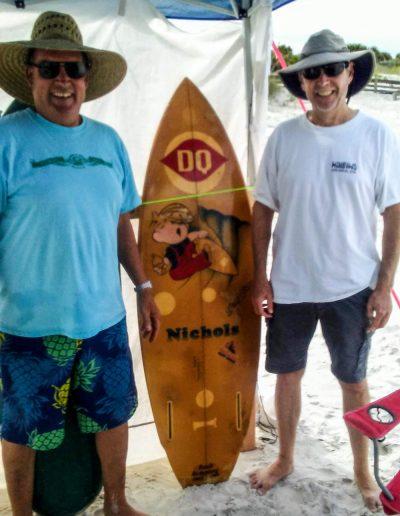 Nichols Surf Shop, New Smyrna Beach